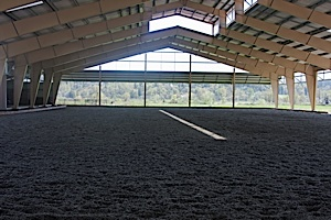 4 Covered Arena Interior